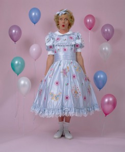 Grayson Perry as \